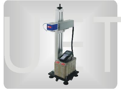 优易达UM10F 10W光纤激光喷码机